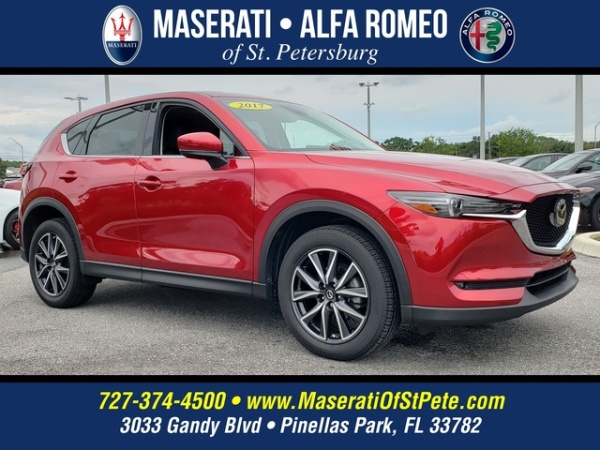 2017 Mazda CX-5 in Pinellas Park, FL