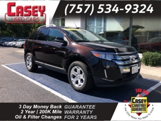 Ford Edge Sel Awd For Sale In Newport News Va