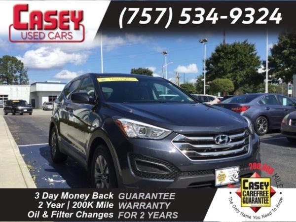 2015 Hyundai Santa Fe Sport in Newport News, VA