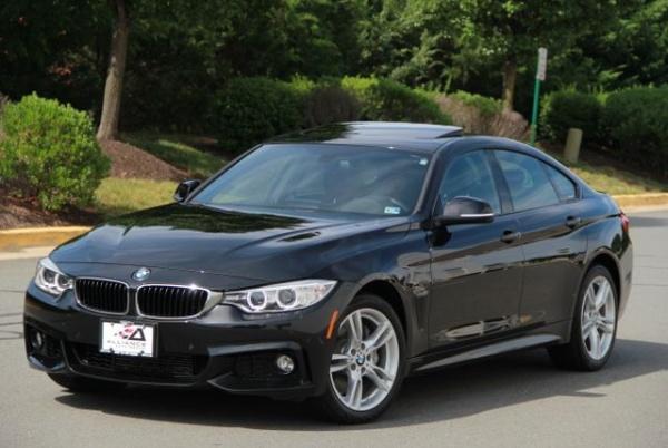 2016 BMW 4 Series 435i xDrive Gran Coupe