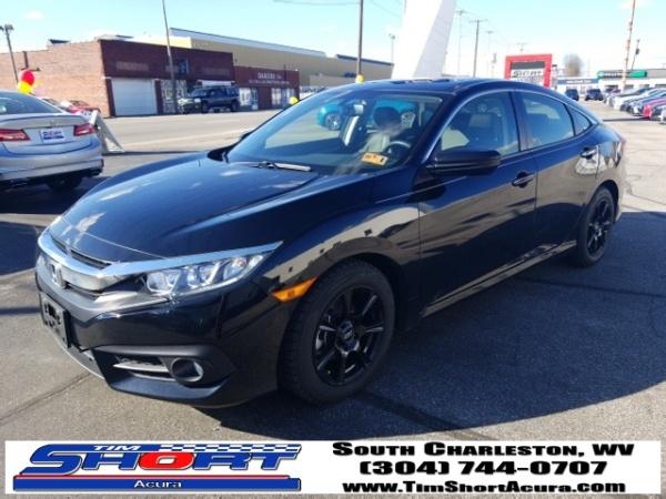 2018 Honda Civic EX-L
