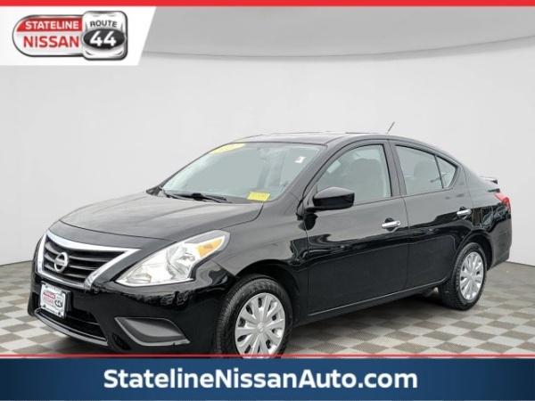 2017 Nissan Versa in East Providence, RI