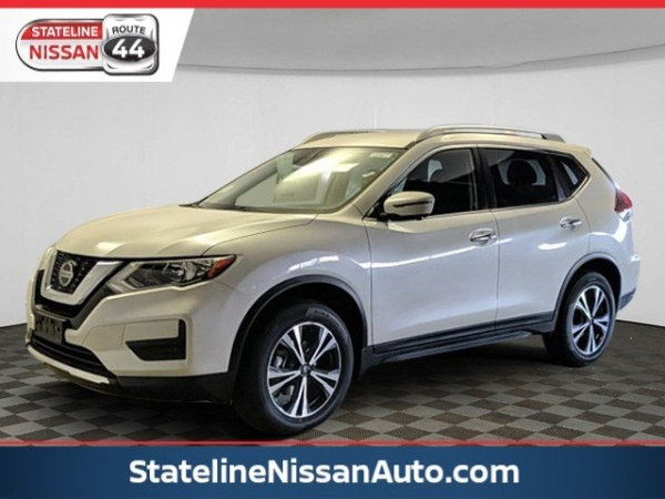 2020 Nissan Rogue in East Providence, RI