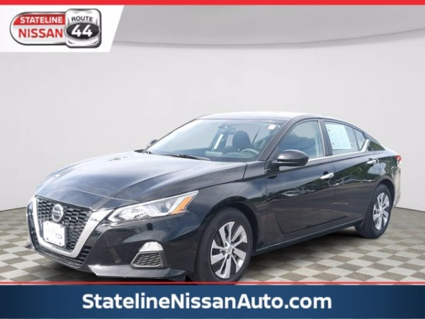 2019 Nissan Altima in East Providence, RI