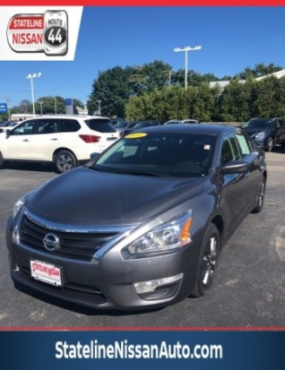 Great Used 2015 Nissan Altima 2.5 S For Sale In East Providence, RI