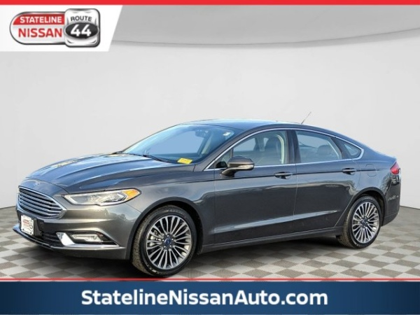 2017 Ford Fusion in East Providence, RI