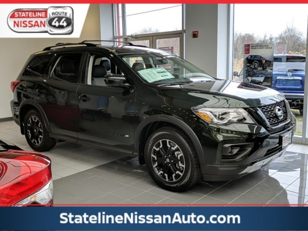 2020 Nissan Pathfinder in East Providence, RI