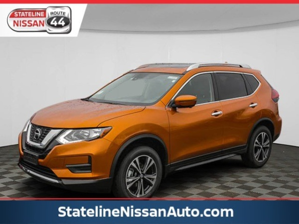 2019 Nissan Rogue in East Providence, RI