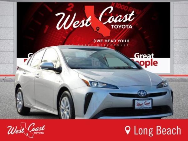 2019 Toyota Prius in Long Beach, CA