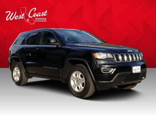 2017 Jeep Grand Cherokee in Long Beach, CA