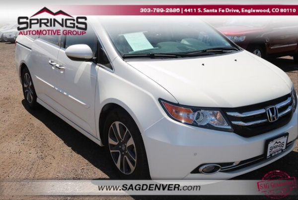 2014 Honda Odyssey in Englewood, CO