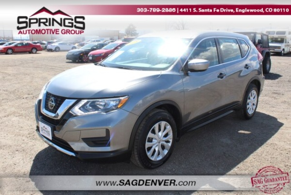 2018 Nissan Rogue in Englewood, CO