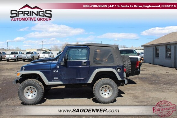 2006 Jeep Wrangler in Englewood, CO