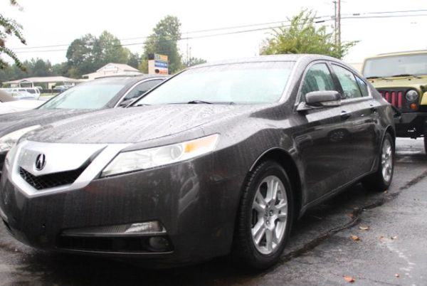 2011 Acura TL FWD with Technology Package