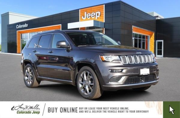 2020 Jeep Grand Cherokee in Aurora, CO