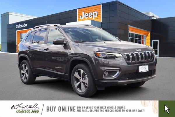 2020 Jeep Cherokee in Aurora, CO