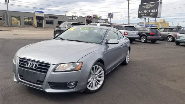 2011 Audi A5 in Denver, CO