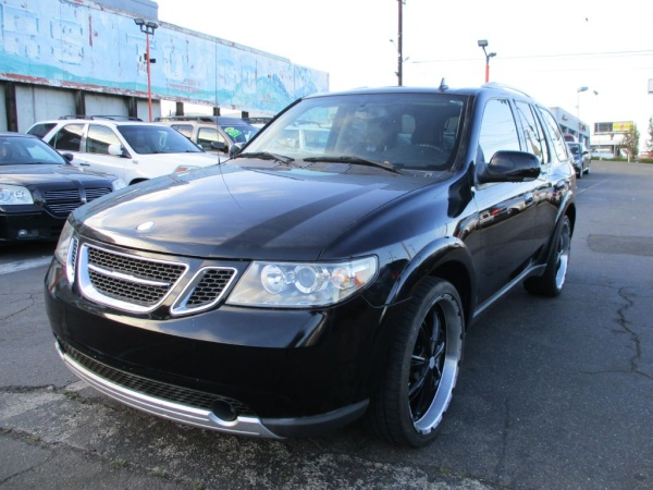 2008 Saab 9-7X in Seattle, WA