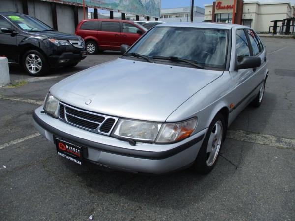 1998 Saab 900 in Seattle, WA