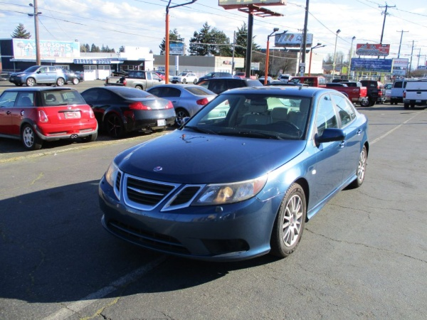 2008 Saab 9-3 in Seattle, WA