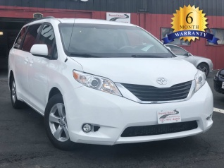 Used 2013 Toyota Sienna LE 8 Passenger FWD For Sale In Manassas, VA