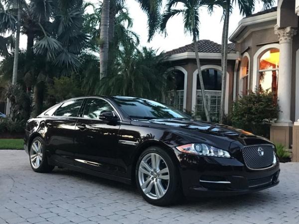 2011 Jaguar XJ in Lauderdale Lakes, FL