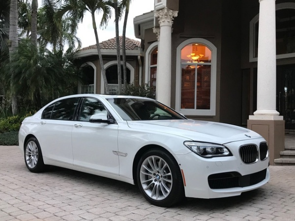 2015 BMW 7 Series in Lauderdale Lakes, FL