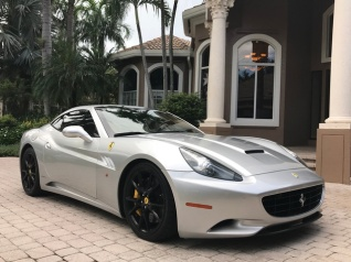 Used 2010 Ferrari Californias for Sale