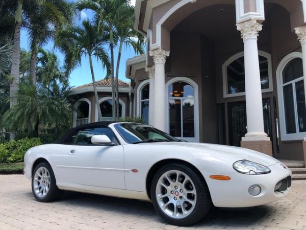 2001 Jaguar  Supercharged
