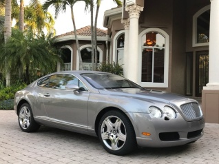2005 Bentley Continental Gt W12 For In Lauderdale Lakes Fl