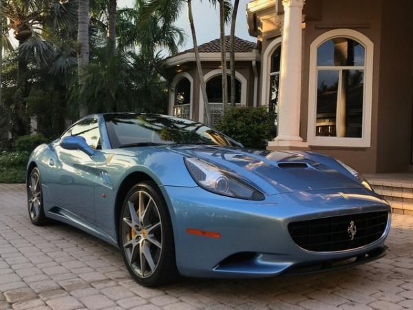 2011 Ferrari California in Lauderdale Lakes, FL