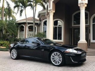 2010 Jaguar Xk Coupe For In Lauderdale Lakes Fl