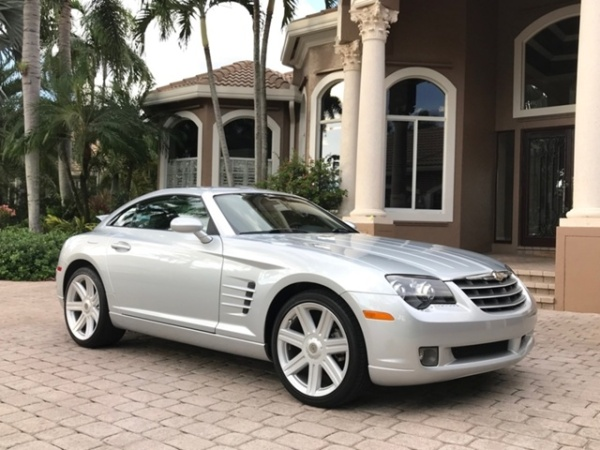 2008 chrysler crossfire limited coupe for sale in lauderdale lakes fl truecar. Black Bedroom Furniture Sets. Home Design Ideas