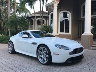 Used Aston Martin V8 Vantage For Sale In Fort Lauderdale Fl 3