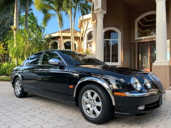 2003 Jaguar S-TYPE in Lauderdale Lakes, FL