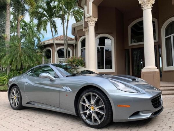 2010 Ferrari California in Lauderdale Lakes, FL