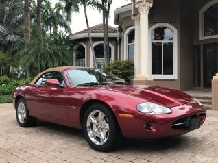 Used Jaguar Convertibles for Sale | TrueCar