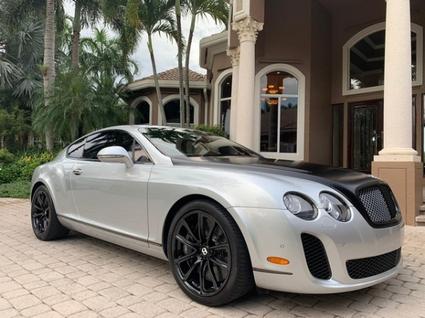 2010 Bentley Continental Supersports in Lauderdale Lakes, FL