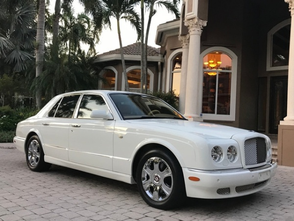 2009 Bentley Arnage R