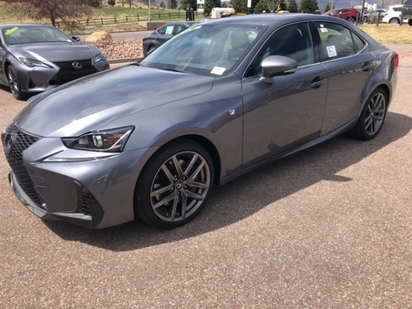 2019 Lexus IS