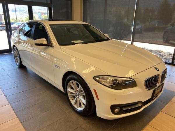 2015 BMW 5 Series in Colorado Springs, CO