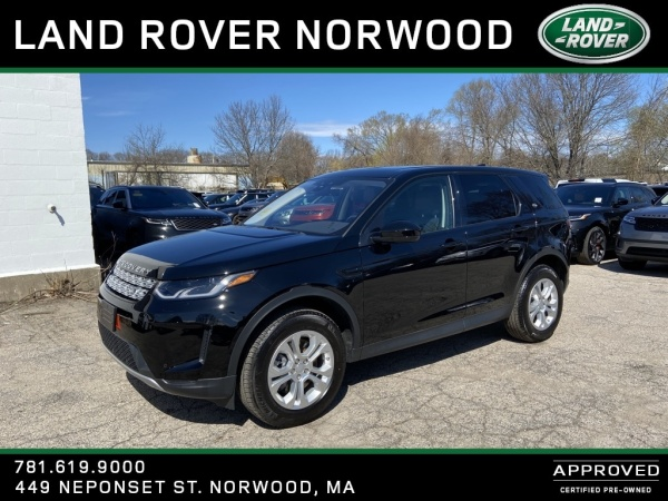 2020 Land Rover Discovery Sport in Norwood, MA