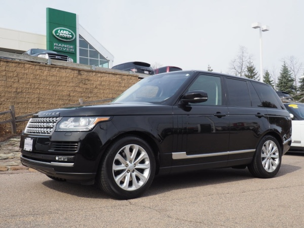used land rover range rover for sale in danielson ct u s news world report. Black Bedroom Furniture Sets. Home Design Ideas