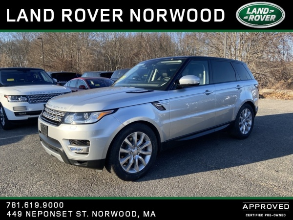 2016 Land Rover Range Rover Sport in Norwood, MA