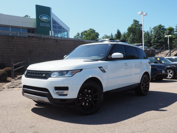 Range Rover Norwood >> 2016 Land Rover Range Rover Sport Hse V6 For Sale In Norwood