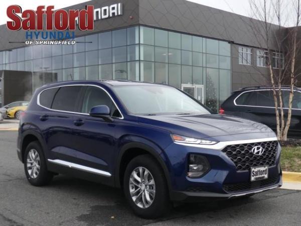2020 Hyundai Santa Fe in Springfield, VA