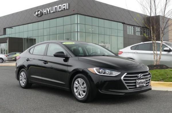 2018 Hyundai Elantra in Springfield, VA
