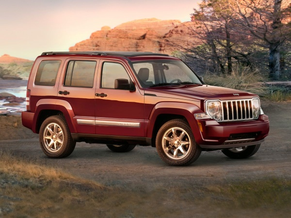2008 Jeep Liberty in Gladstone, OR