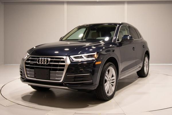 2020 Audi Q5 in Merriam, KS