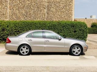 Used 2006 Mercedes Benz E Class E 350 Sedan RWD For Sale In Dallas